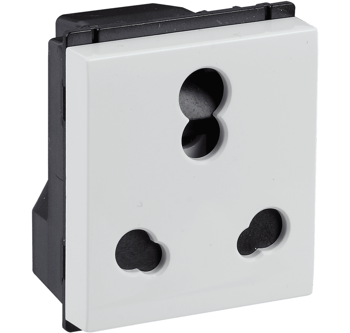 Crabtree - 6 A / 16 A Shuttered Socket