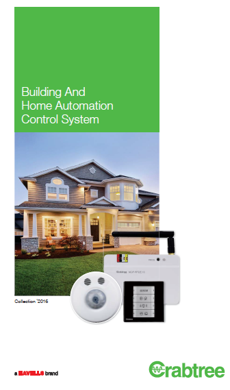 Crabtree Automation Control Products brochure brochure