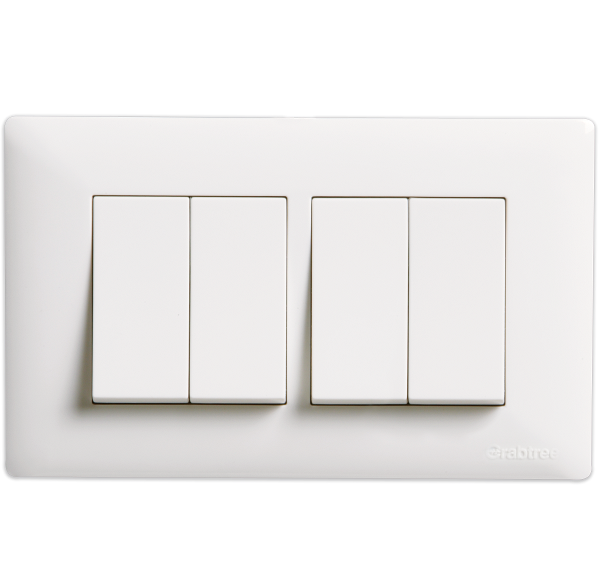 Crabtree India - Cover Frames, Wall Plates Online - Crabtree India