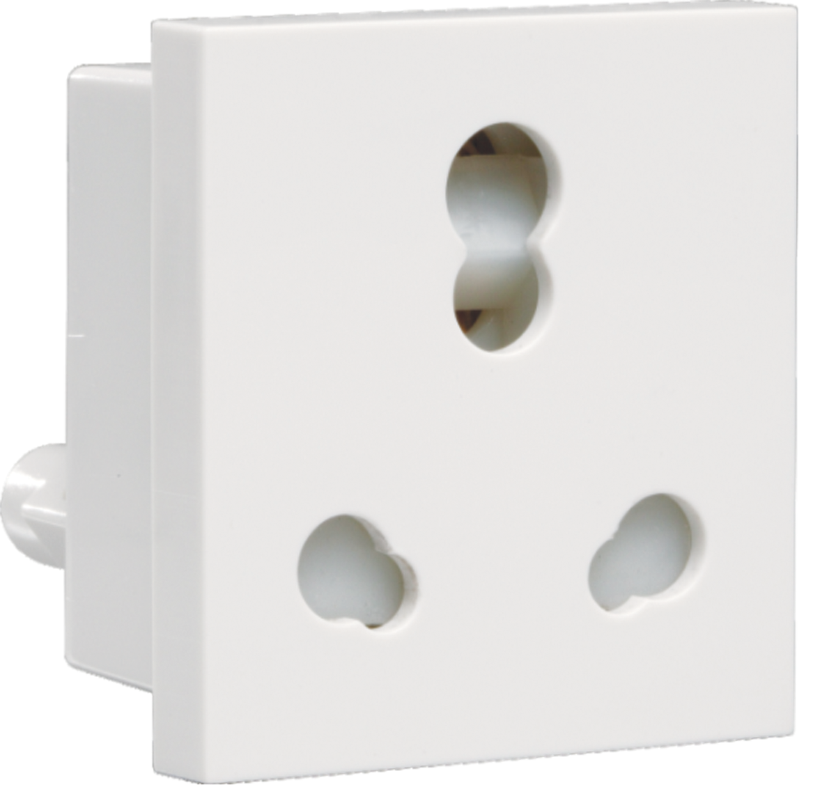 Crabtree - 10 A - 25 A shuttered socket