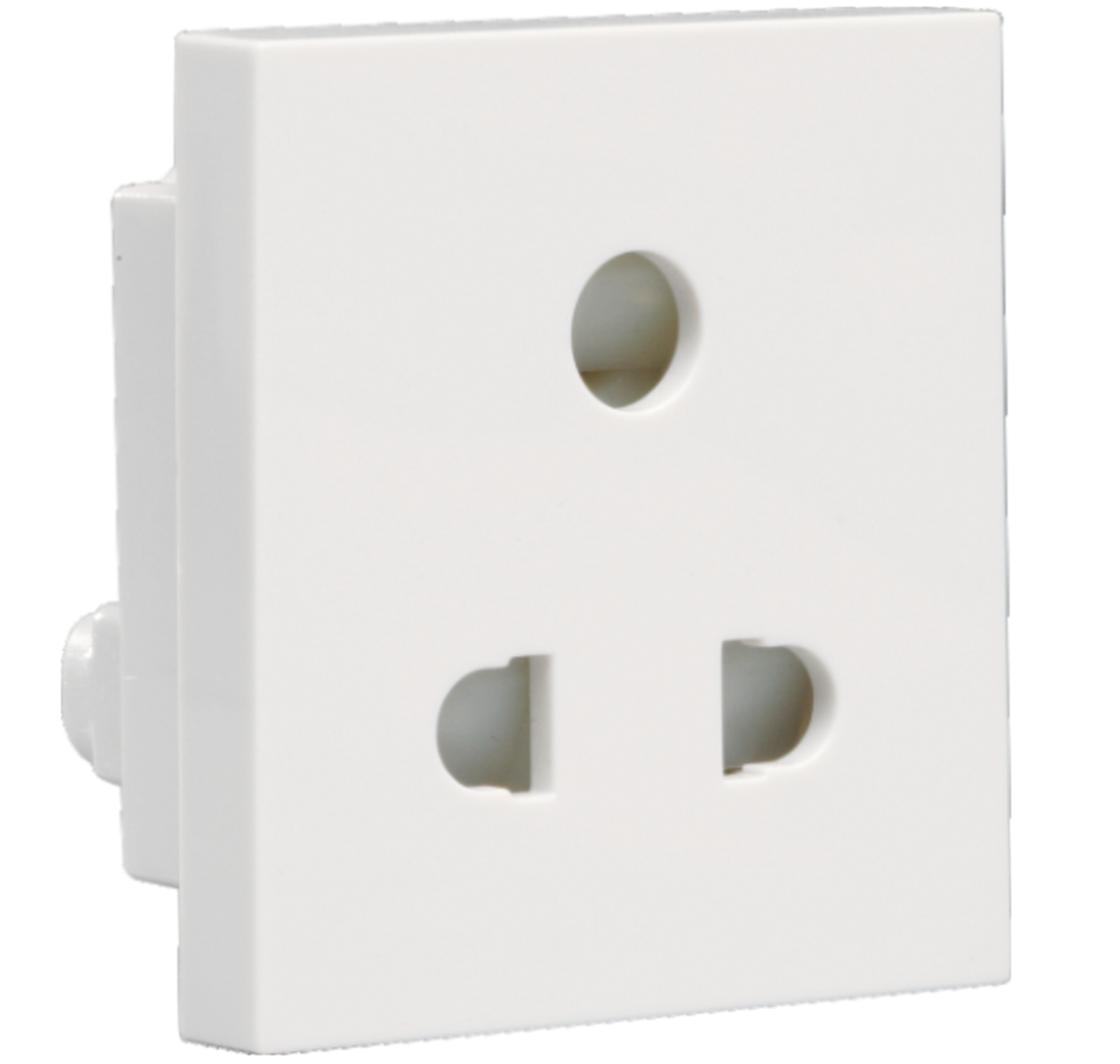 Crabtree - 6 A 3 pin shuttered socket