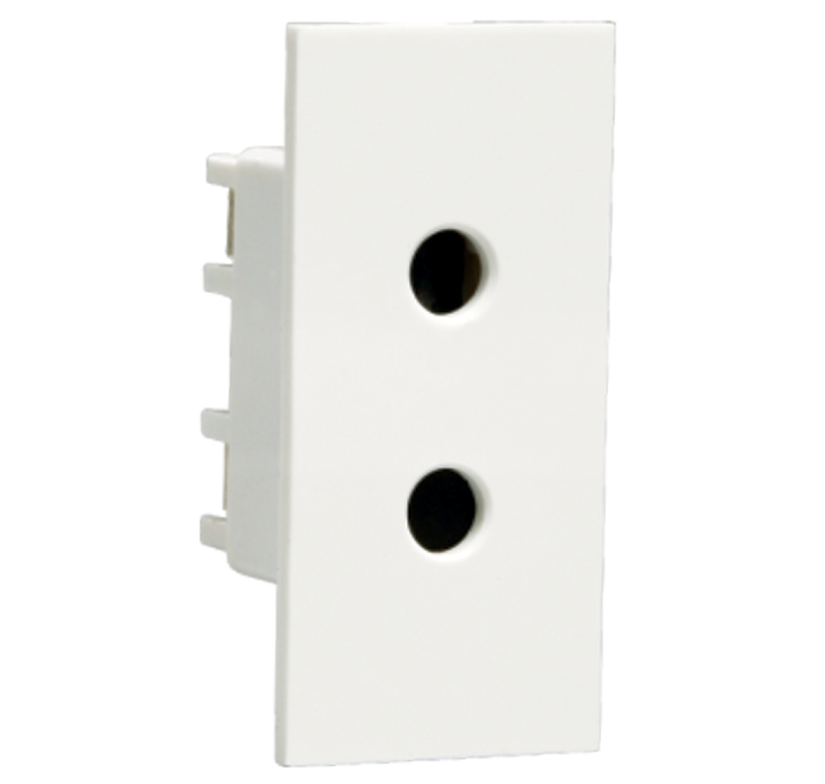 Crabtree - 6 A 2 pin shuttered socket