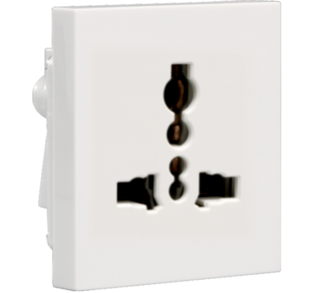 Crabtree - 6 A - 13 A universal socket