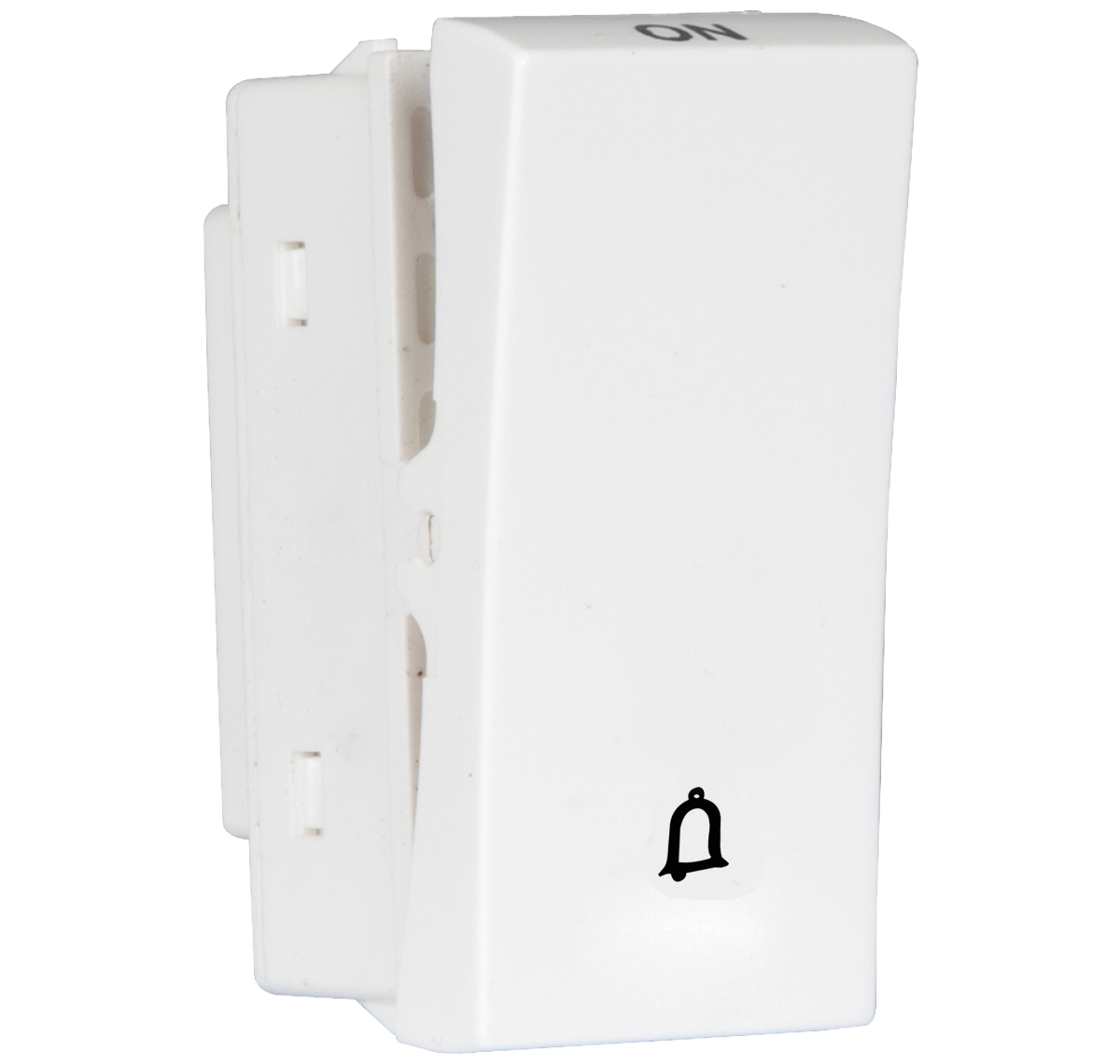 Crabtree - 10 AX one way bell push switch