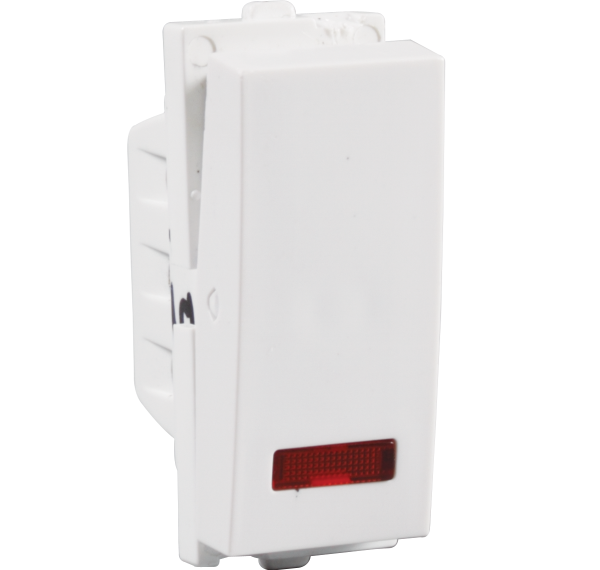 Crabtree - 16 A 1way switch with indicator