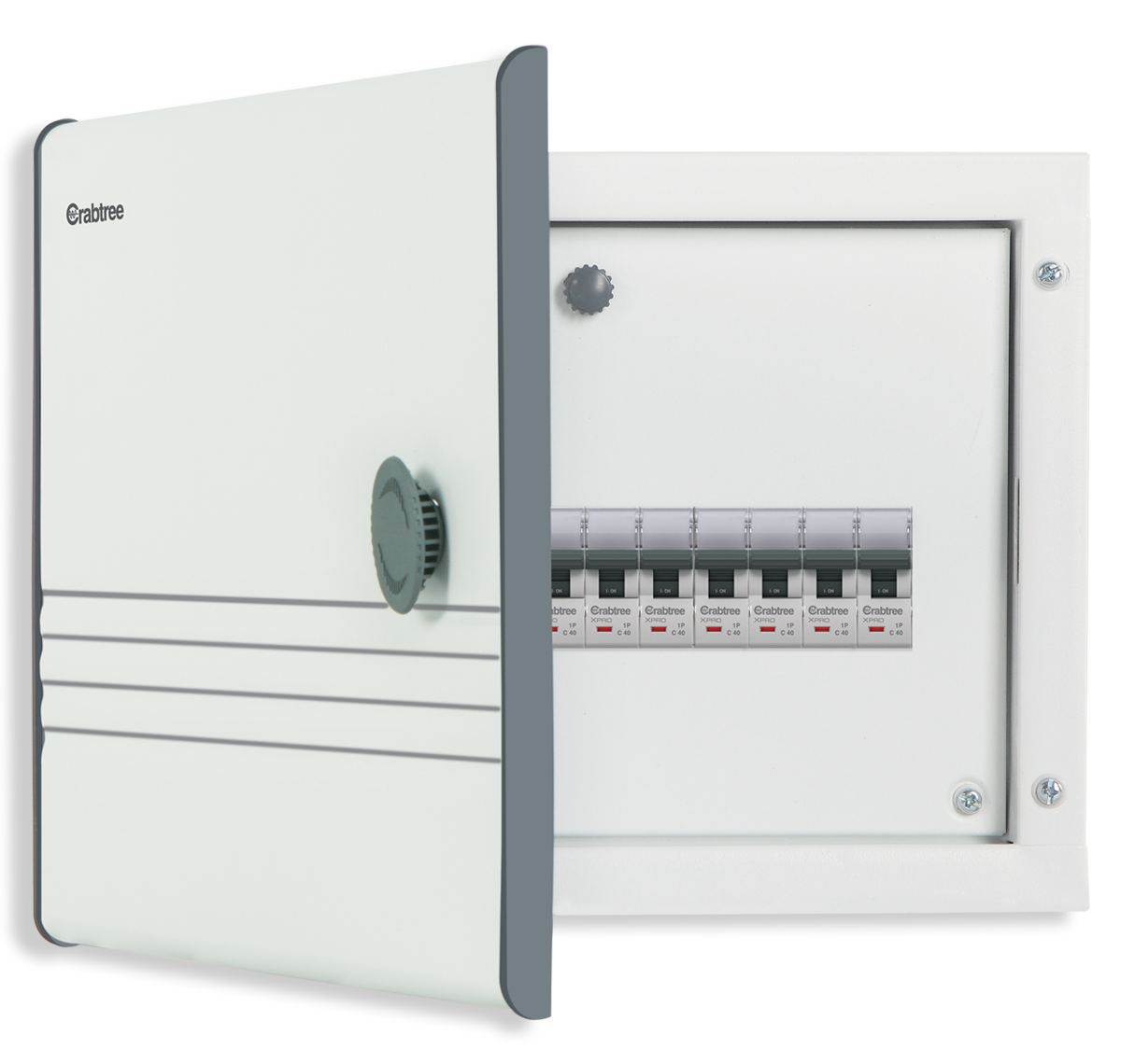 Crabtree - SPN Distribution Board 4 WAY